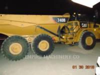 CATERPILLAR MINING OFF HIGHWAY TRUCK 740B TG equipment  photo 1