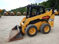 CATERPILLAR PALE COMPATTE SKID STEER 242D equipment  photo 1