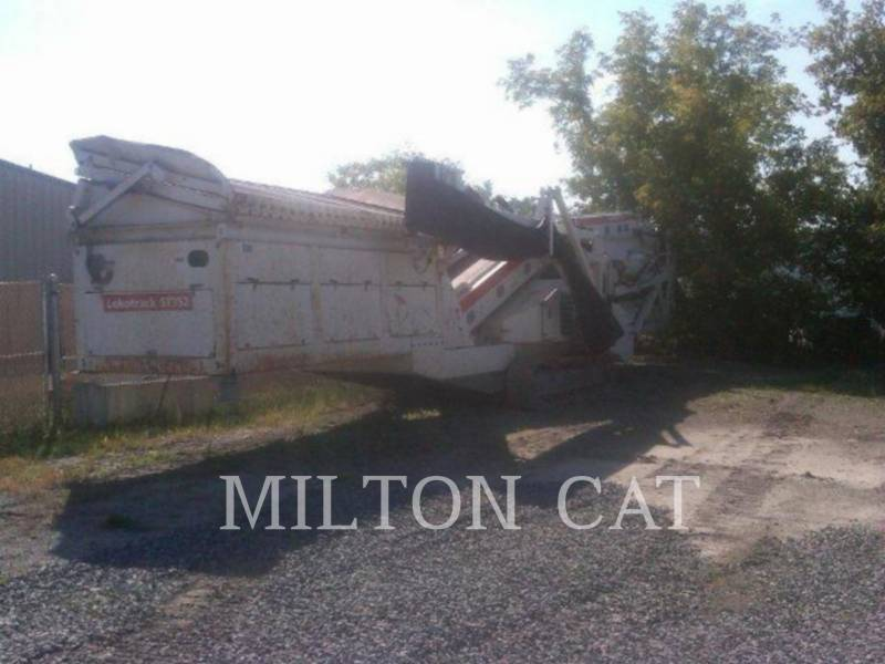 METSO CRIBLES ST352_MT equipment  photo 3