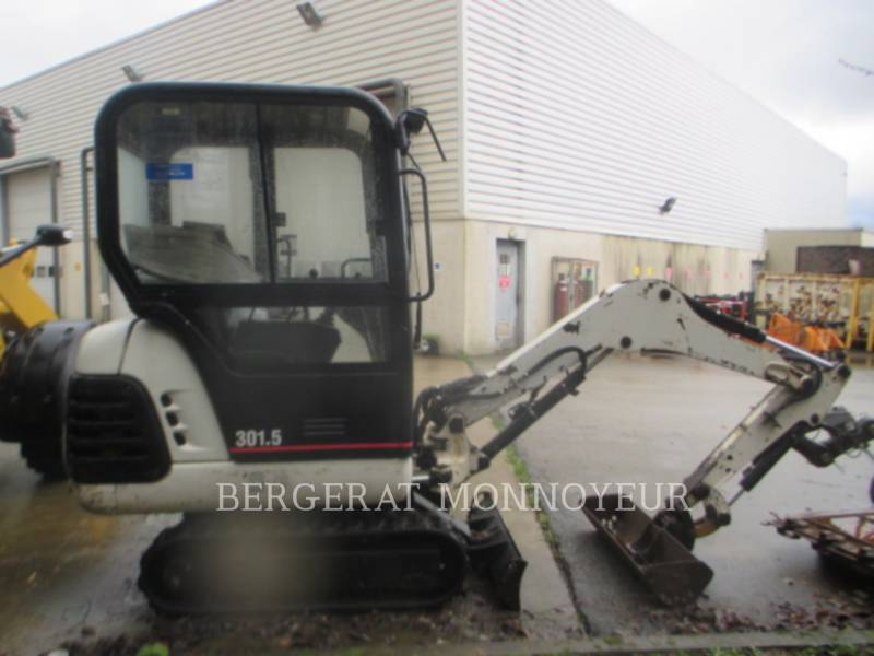CATERPILLAR KETTEN-HYDRAULIKBAGGER 301.5 equipment  photo 1