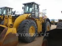 Equipment photo CATERPILLAR 980K PÁ-CARREGADEIRAS DE RODAS/ PORTA-FERRAMENTAS INTEGRADO 1