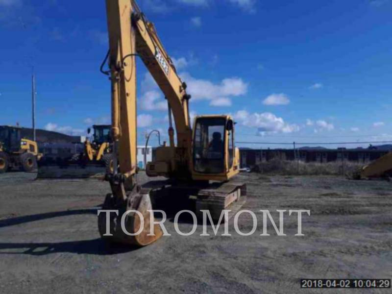 DEERE & CO. TRACK EXCAVATORS 120 equipment  photo 1