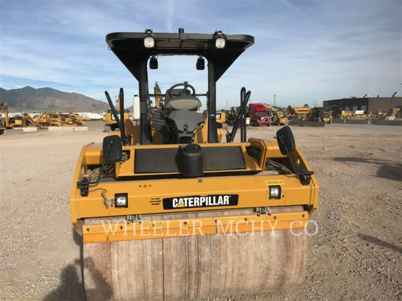 CATERPILLAR TANDEMOWY WALEC WIBRACYJNY DO ASFALTU (STAL-STAL) CB64 R9 equipment  photo 2