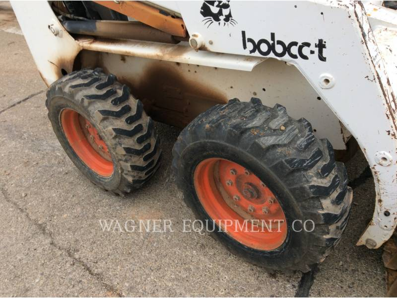 BOBCAT ŁADOWARKI ZE STEROWANIEM BURTOWYM 763 equipment  photo 8