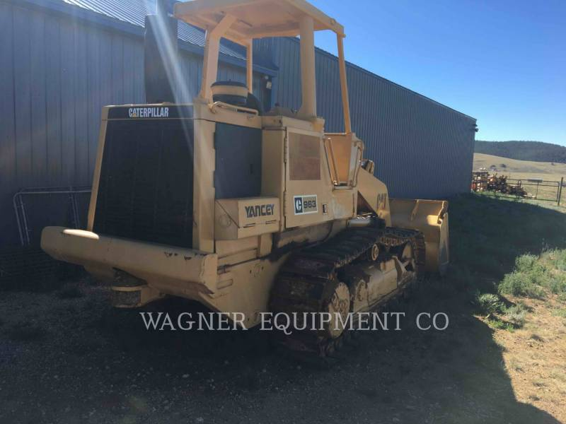 CATERPILLAR PALE CINGOLATE 963 equipment  photo 3