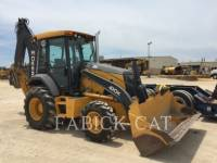 Equipment photo DEERE & CO. 410K GRAAF-LAADCOMBINATIES 1