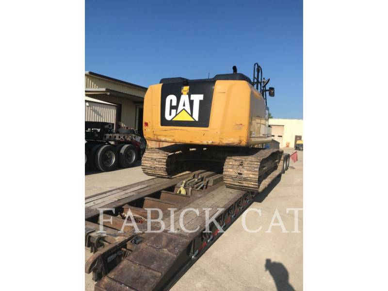 CATERPILLAR TRACK EXCAVATORS 320E HT equipment  photo 2