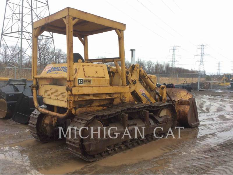 CATERPILLAR KETTENLADER 977K equipment  photo 3