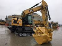 CATERPILLAR EXCAVADORAS DE RUEDAS M317F equipment  photo 2