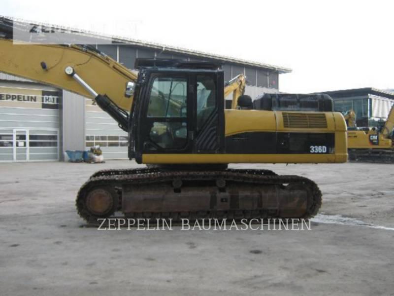 CATERPILLAR KOPARKI GĄSIENICOWE 336DLN equipment  photo 3