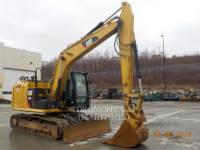 CATERPILLAR KETTEN-HYDRAULIKBAGGER 312 E LC WITH BLADE equipment  photo 1