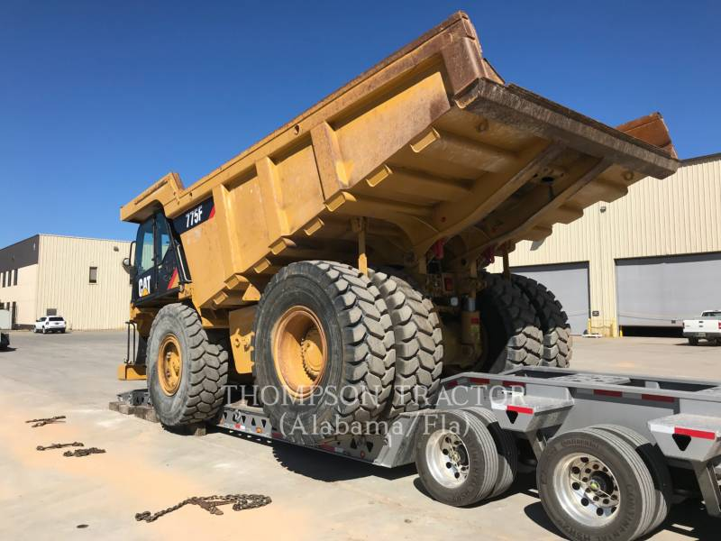 CATERPILLAR MINING OFF HIGHWAY TRUCK 775F equipment  photo 5