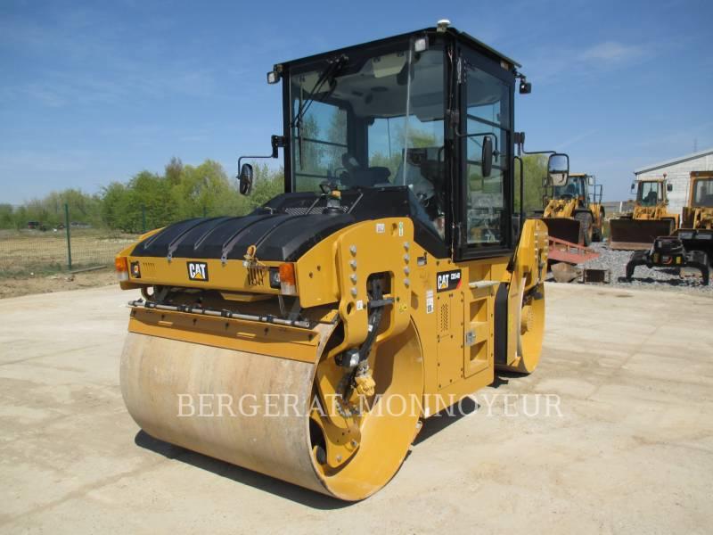 CATERPILLAR COMPACTEURS CB54B equipment  photo 2