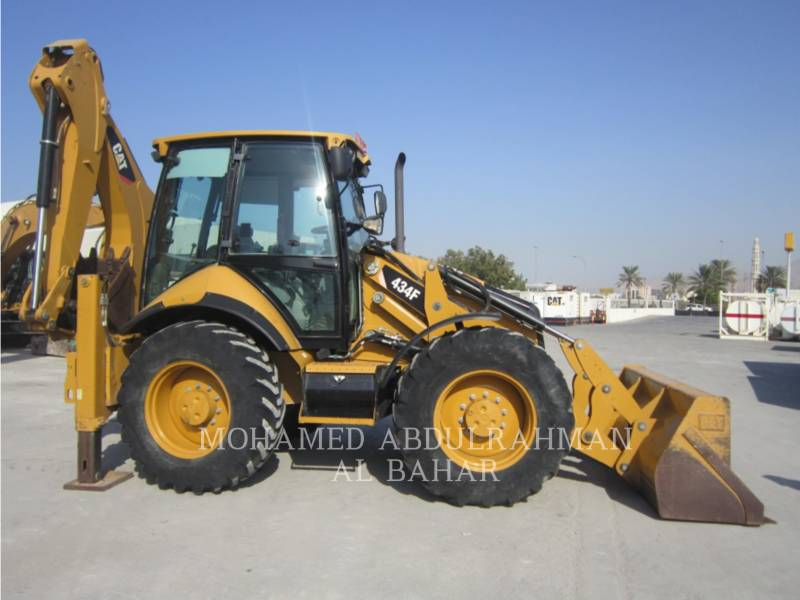 CATERPILLAR BAGGERLADER 434 F equipment  photo 6