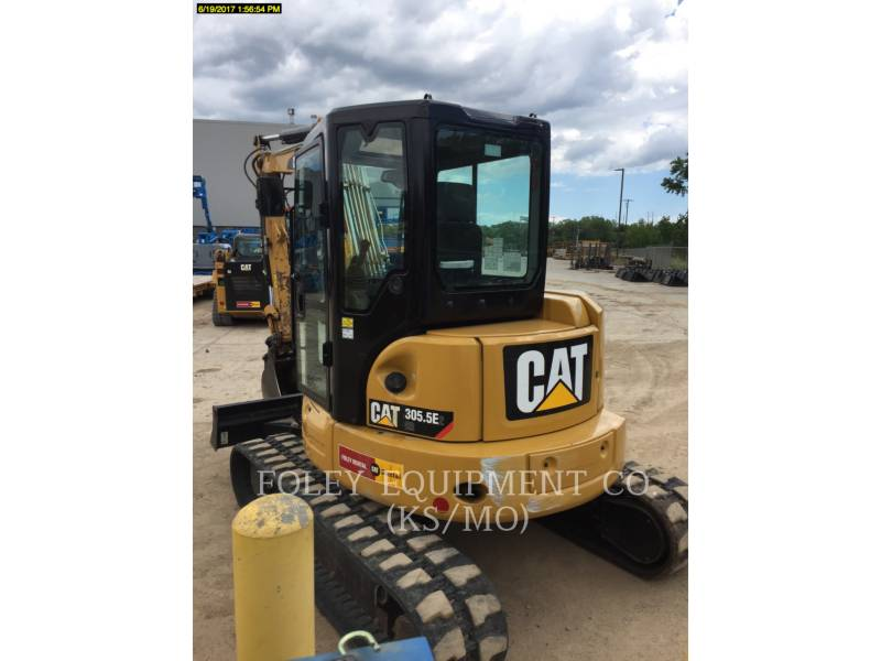 CATERPILLAR EXCAVADORAS DE CADENAS 305.5E2LC equipment  photo 2