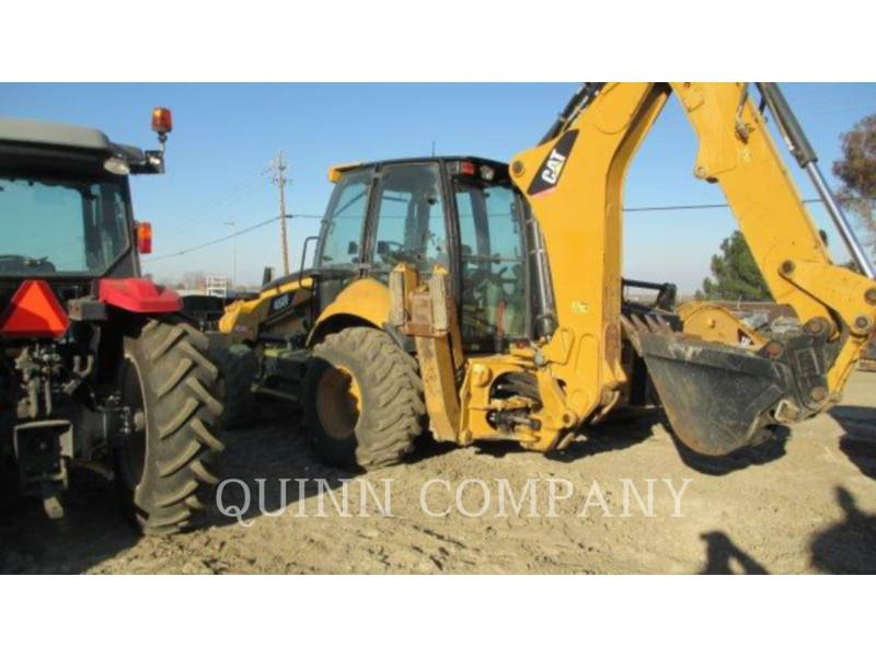 CATERPILLAR BACKHOE LOADERS 450F equipment  photo 7
