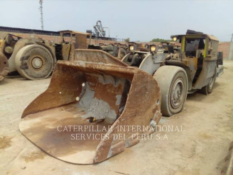 CATERPILLAR UNDERGROUND MINING LOADER R1300G equipment  photo 1