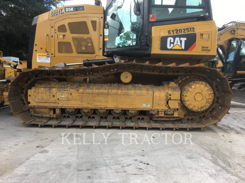 Caterpillar TRACTOARE CU ŞENILE D5K2LGP equipment  photo 9