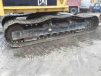 CATERPILLAR TRACK EXCAVATORS 231D equipment  photo 17