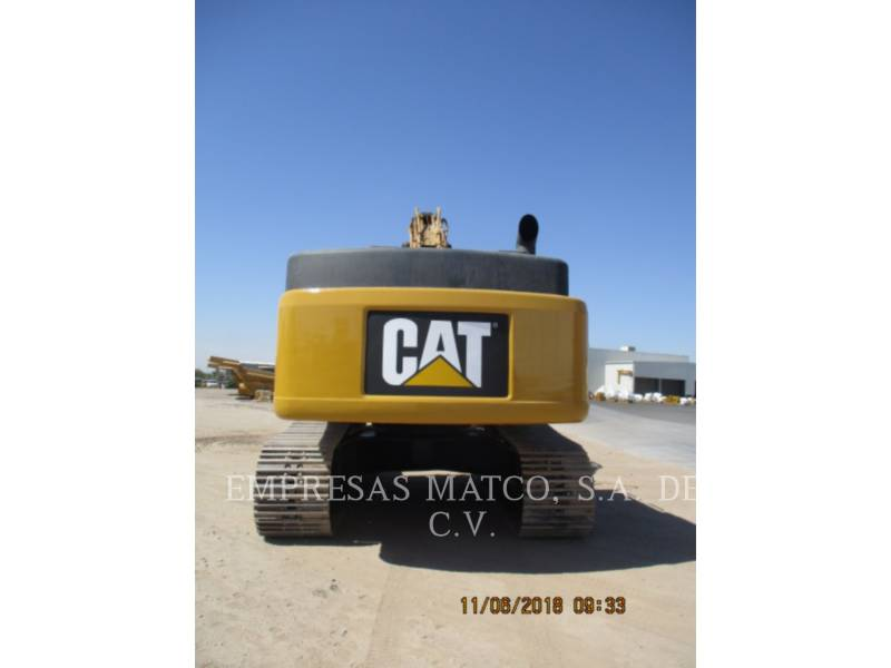 CATERPILLAR KETTEN-HYDRAULIKBAGGER 349DL equipment  photo 4