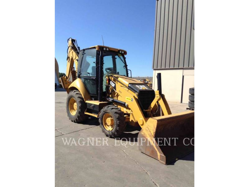 CATERPILLAR CHARGEUSES-PELLETEUSES 420F 4WD equipment  photo 2