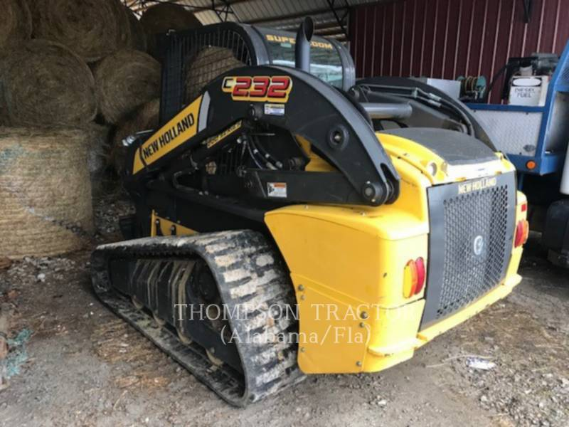 NEW HOLLAND LTD. MULTI TERRAIN LOADERS C232 equipment  photo 2