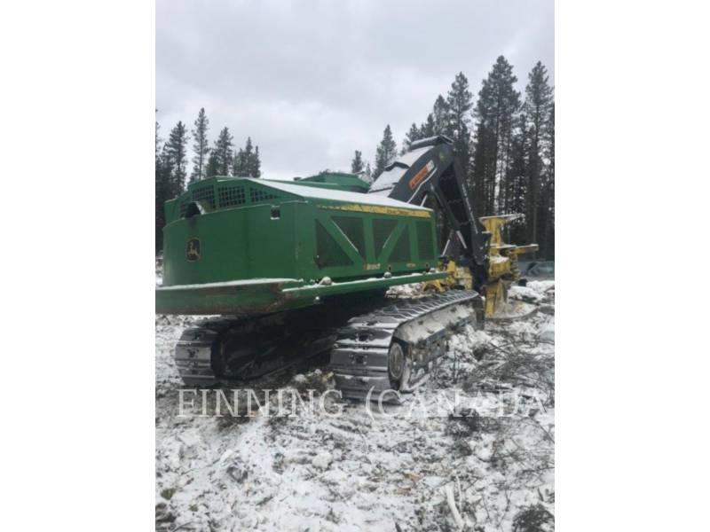 JOHN DEERE FORESTRY - FELLER BUNCHERS - TRACK 953M equipment  photo 3