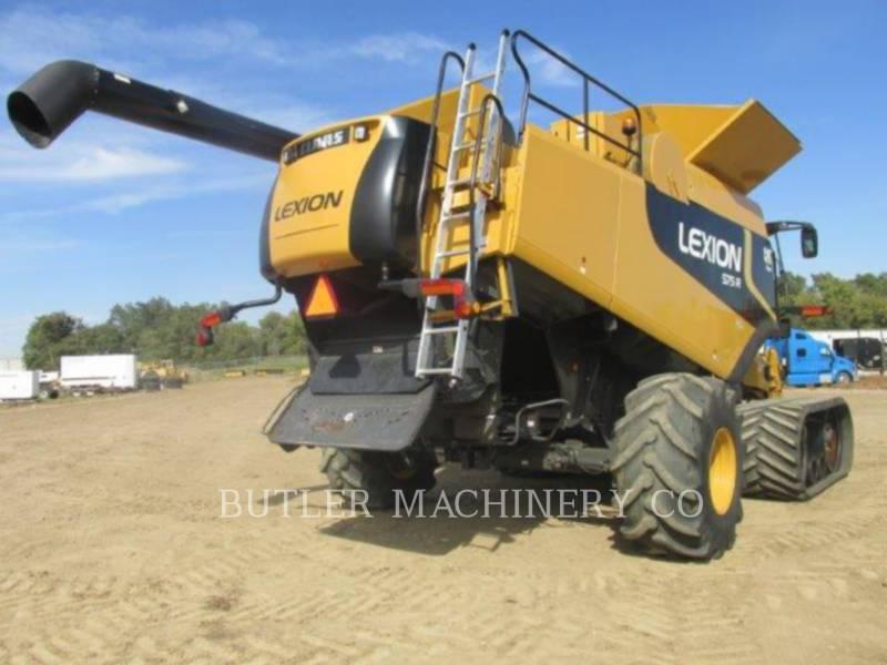 LEXION COMBINE COMBINES LEX 575R equipment  photo 4