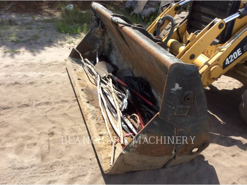 CATERPILLAR BACKHOE LOADERS 420EIT equipment  photo 14