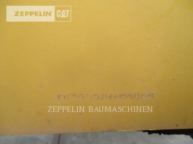 CATERPILLAR TELEHANDLER TH417C equipment  photo 10