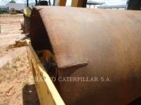CATERPILLAR COMPACTEUR VIBRANT, MONOCYLINDRE LISSE CS-533E equipment  photo 5