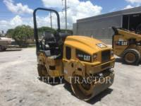 CATERPILLAR TAMBOR DOBLE VIBRATORIO ASFALTO CB 22 B equipment  photo 7