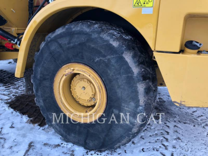 CATERPILLAR ARTICULATED TRUCKS 740B T equipment  photo 9