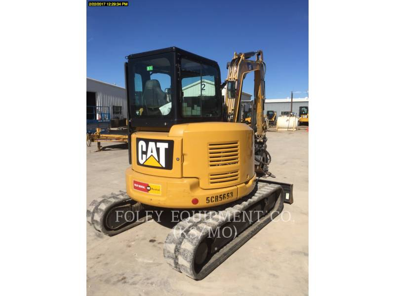 CATERPILLAR EXCAVADORAS DE CADENAS 305ECRLC equipment  photo 4