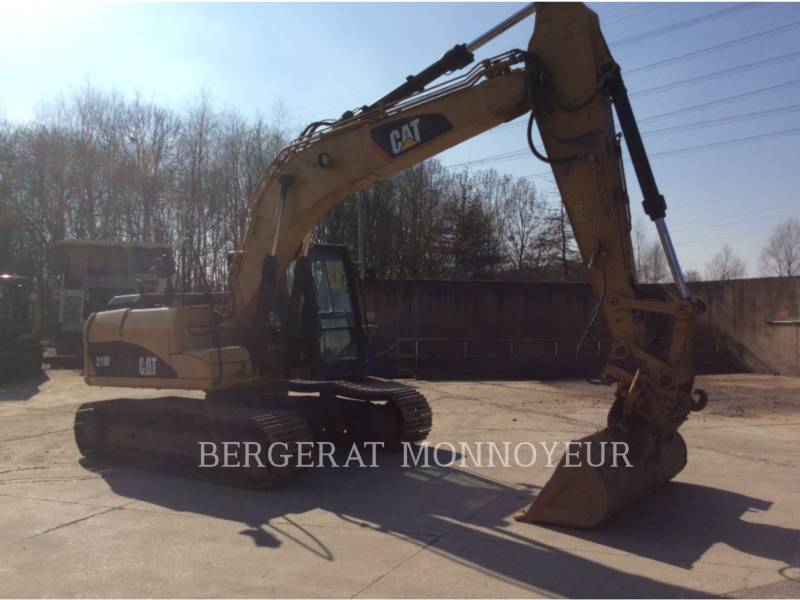 CATERPILLAR TRACK EXCAVATORS 319DL equipment  photo 7
