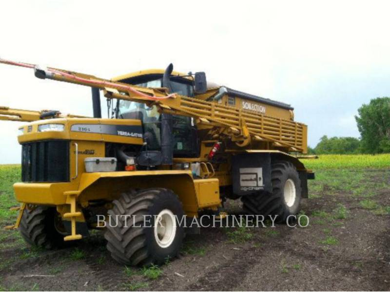 TERRA-GATOR SPRAYER TG8104TBG equipment  photo 11