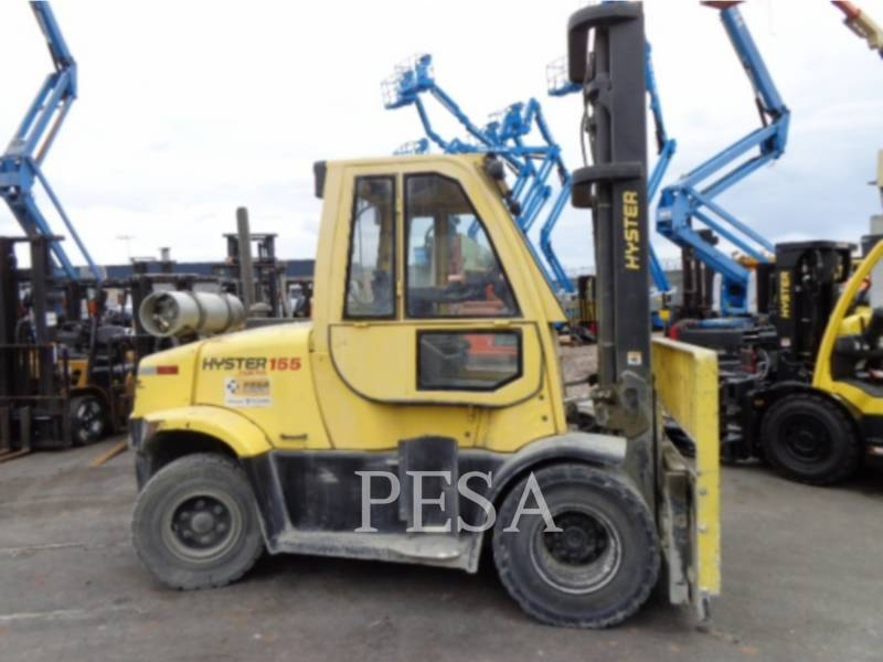 HYSTER GABELSTAPLER H155FT equipment  photo 1