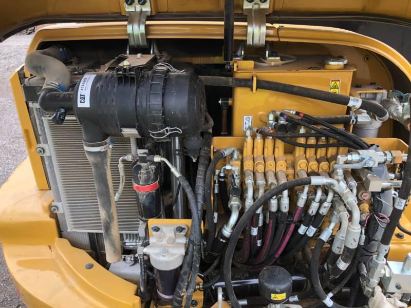 CATERPILLAR TRACK EXCAVATORS 305.5 E2 CR equipment  photo 10