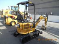 CATERPILLAR TRACK EXCAVATORS 301.7DCROR equipment  photo 2