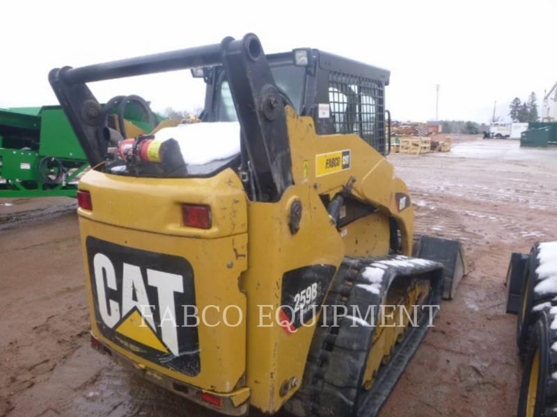Caterpillar ÎNCĂRCĂTOARE PENTRU TEREN ACCIDENTAT 259B3 equipment  photo 4