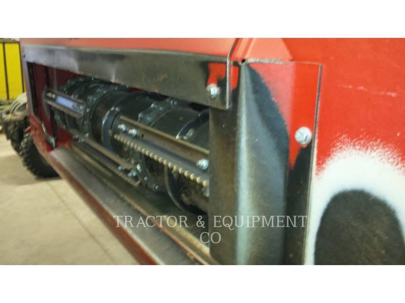 CASE COMBINES 7230 equipment  photo 7