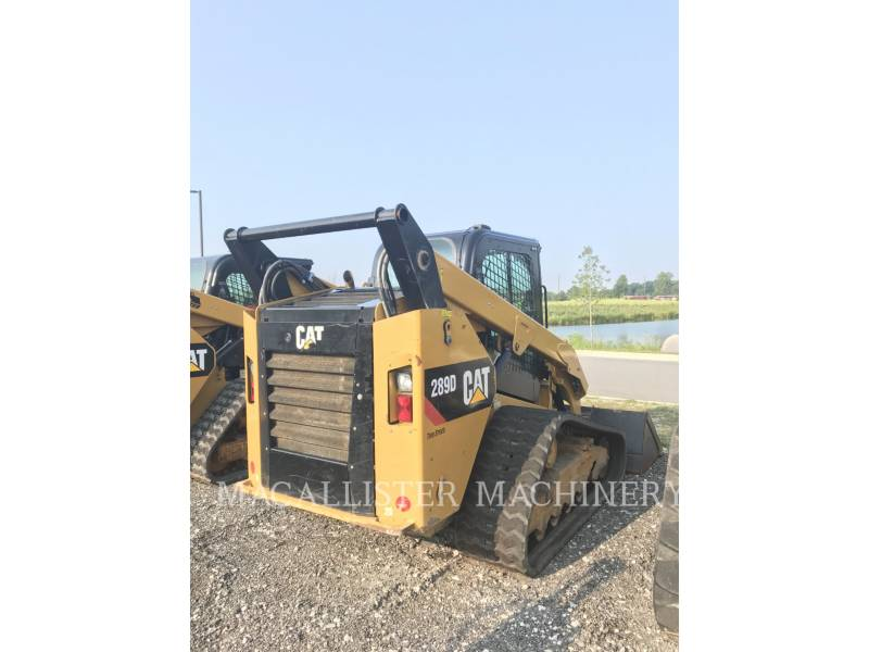 CATERPILLAR CHARGEURS TOUT TERRAIN 289D equipment  photo 14