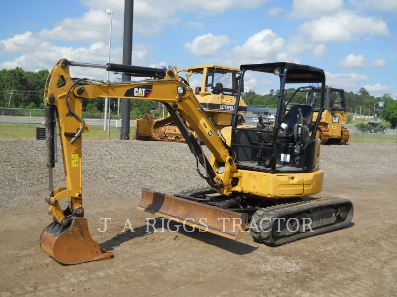 CATERPILLAR PELLES SUR CHAINES 304E equipment  photo 1