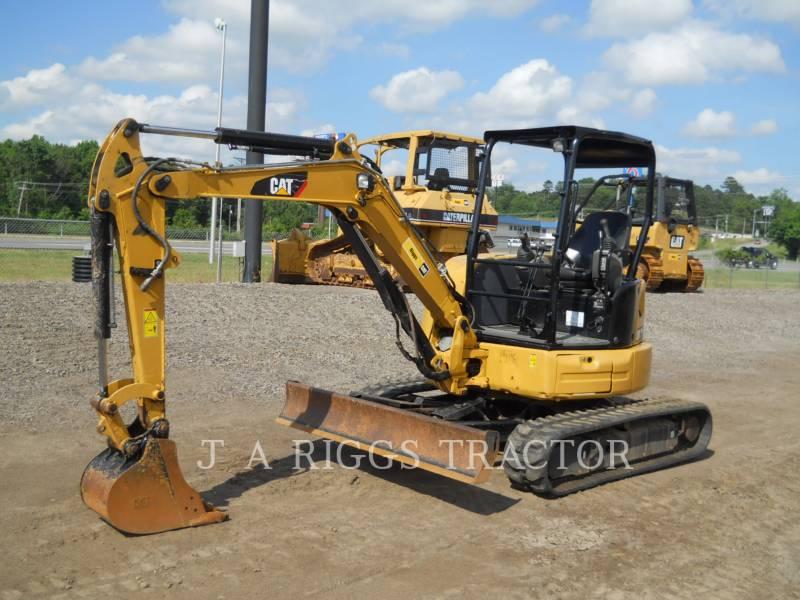CATERPILLAR TRACK EXCAVATORS 304E equipment  photo 1