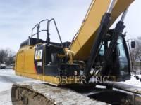 CATERPILLAR KETTEN-HYDRAULIKBAGGER 349EL equipment  photo 4