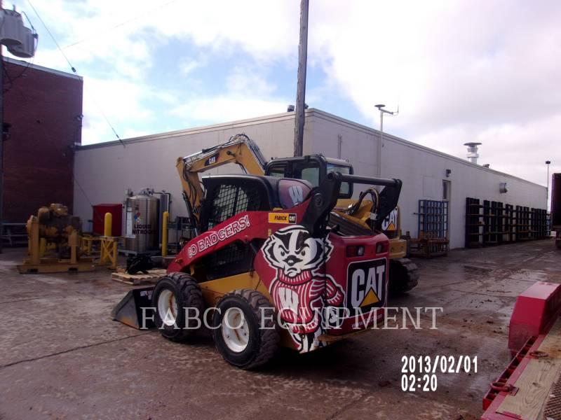 Caterpillar MINIÎNCĂRCĂTOARE RIGIDE MULTIFUNCŢIONALE 262C2 BW equipment  photo 4