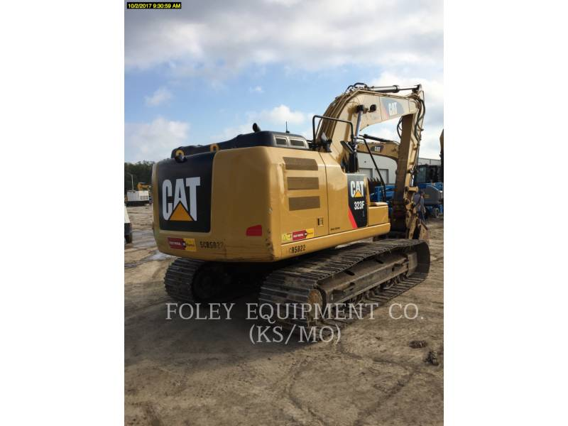 CATERPILLAR EXCAVADORAS DE CADENAS 323FL9 equipment  photo 3