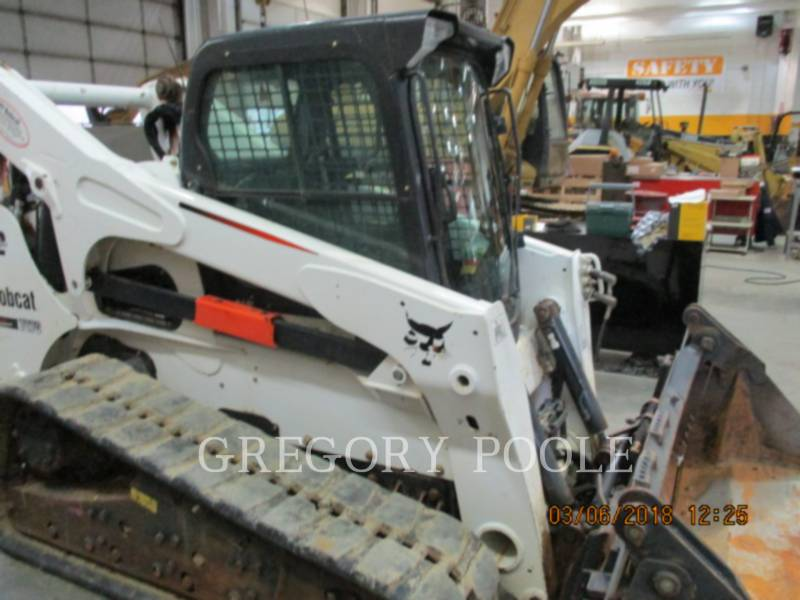 BOBCAT DELTALADER T870 equipment  photo 2