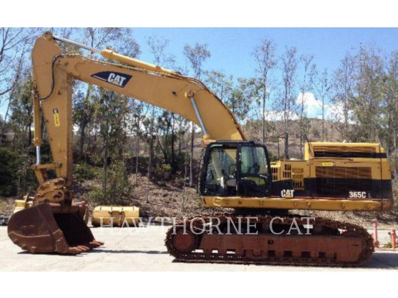CATERPILLAR TRACK EXCAVATORS 365C L equipment  photo 1