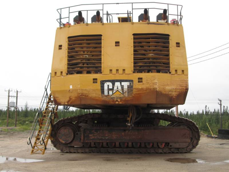 CATERPILLAR PELLE MINIERE EN BUTTE 6060FS equipment  photo 2